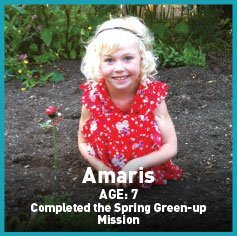 Amaris Spring Green Up Mission