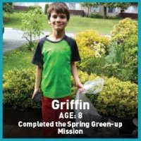 Griffin Spring Green Up Mission