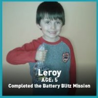 Leroy battery recycling