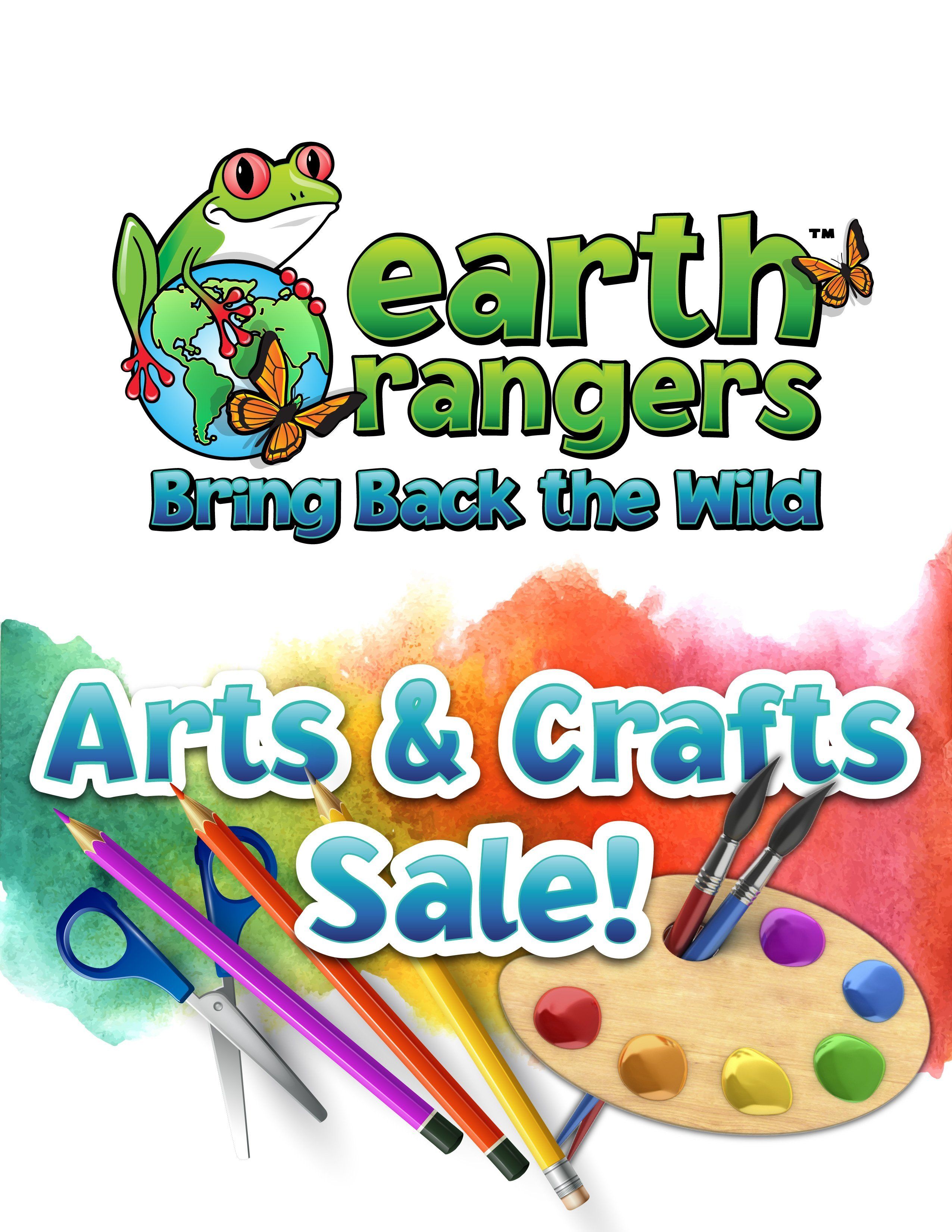 Arts And Craft Sale Monarch Paper Craft Earth Rangers Wild Wire Blog